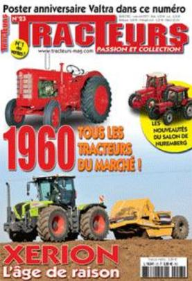 Article Gros Tracteur Passion