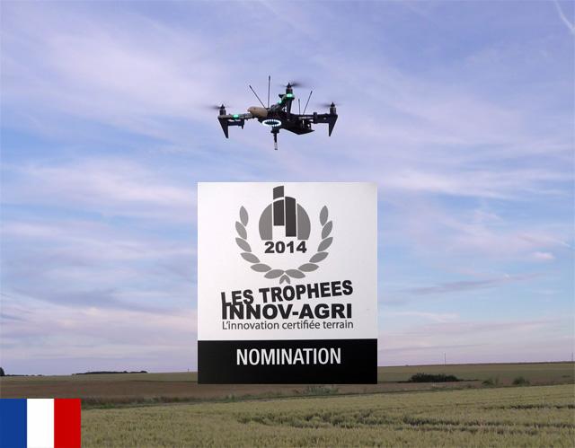Drone Effaroucheur
